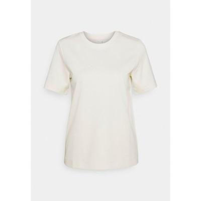 アーケット Tシャツ レディース トップス Basic T-shirt - offwhite