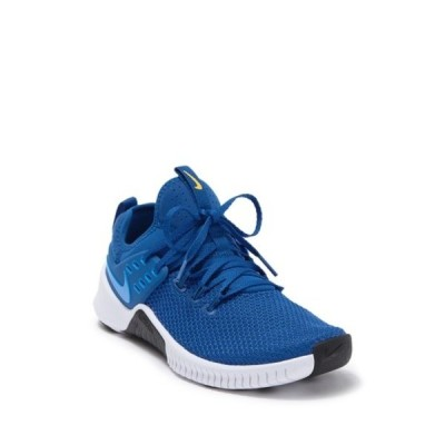 ナイキ メンズ スニーカー シューズ Free Metcon Sneaker 474 TEAM ROYAL/AMARILLO-BLUE
