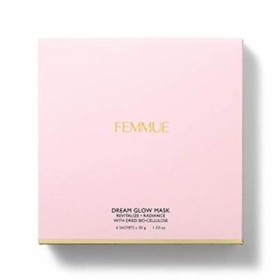 femmue(ファミュ) ドリームグロウマスクrr[透明感・キメ]30ml×6枚入 日本正規品 ネロリ(rr)[透明感・キメ]
