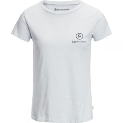 バックカントリー Backcountry レディース Tシャツ トップス Short - Sleeve T - Shirt Light Gray/Odessy