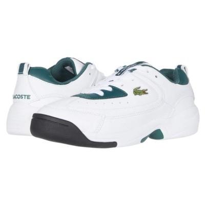 ラコステ Lacoste メンズ スニーカー シューズ・靴 V-Ultra Og 120 1 Dark Green/White