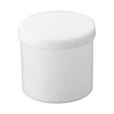 サンプラテック ハイパック容器2160 1L プラスチック本体・蓋 ポリプロピレン樹脂 中栓 ポリエチレン樹脂 日本 BHI05160