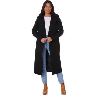 サンディー Sndys レディース コート アウター harlem coat long Black