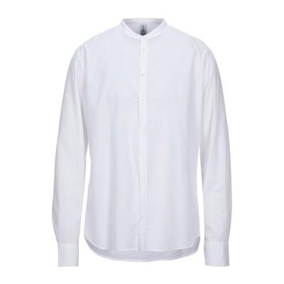 エティケッタ 35 ETICHETTA 35 シャツ ホワイト 44 コットン 100% シャツ