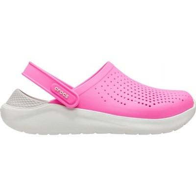 クロックス Crocs レディース クロッグ シューズ・靴 Adult LiteRide Clogs Electric Pink