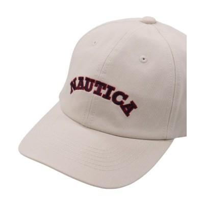 SPINNS / 【NAUTICA / ノーティカ】アーチロゴ ローキャップ MEN 帽子 > キャップ