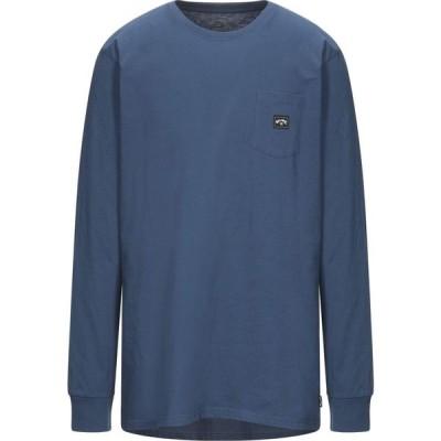 ビラボン BILLABONG メンズ Tシャツ トップス T-Shirt Slate blue
