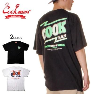COOKMAN クックマン Tシャツ メンズ レディース 半袖 西海岸 2021年 COOKMAN BOTTLE CAP 231-11004