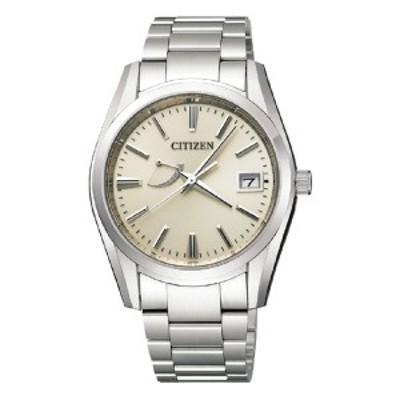 シチズン CITIZEN ザ AQ1000-58A シルバー文字盤 新品 腕時計 メンズ