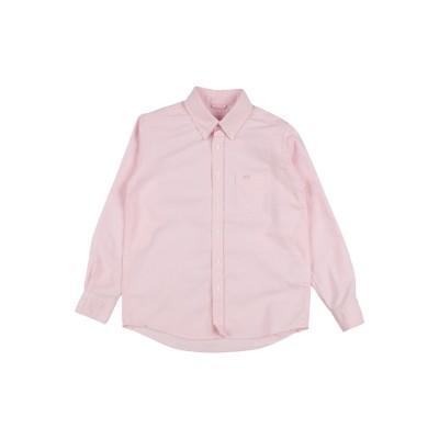 サンシックスティエイト SUN 68 シャツ ピンク 8 コットン 100% シャツ