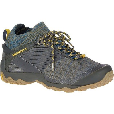 メレル スニーカー メンズ シューズ Merrell Men's Chameleon 7 Knit Mid Shoe Olive Wing