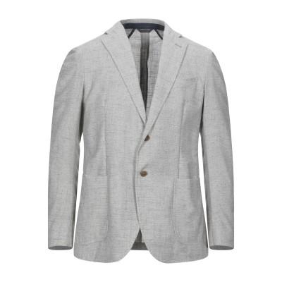 IDEA テーラードジャケット ベージュ 50 ウール 65% / コットン 27% / リネン 8% テーラードジャケット