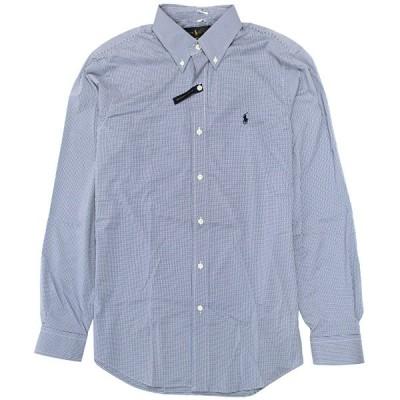 ポロ ラルフローレン POLO RALPH LAUREN メンズ ワイシャツ Yシャツ スリムフィット ストレッチ ボタンダウン 長袖 ロゴ トップス フォーマル ファッション