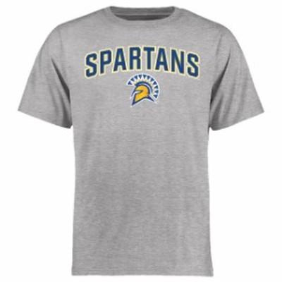 Fanatics Branded ファナティクス ブランド スポーツ用品  San Jose State Spartans Ash Proud Mascot T-Shirt