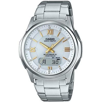 [カシオ]CASIO 腕時計 WAVE CEPTOR 世界6局対応電波ソーラー WVA-M630D-7A2JF メンズ