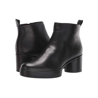 エコー Shape Sculpted Motion 35 Ankle Boot レディース ブーツ Black