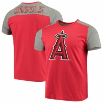 Majestic Threads マジェスティック スレッド スポーツ用品  Majestic Threads Los Angeles Angels Red/Gray Color Bl