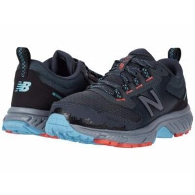 New Balance ニューバランス レディース 女性用 シューズ 靴 スニーカー 運動靴 510v5 Gunmetal/Wax Blue【送料無料】