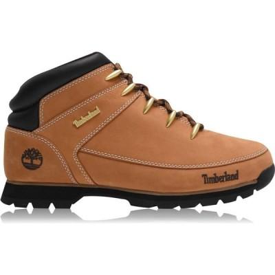 ティンバーランド Timberland メンズ ブーツ シューズ・靴 Euro Sprint Boots Wheat Nubuck