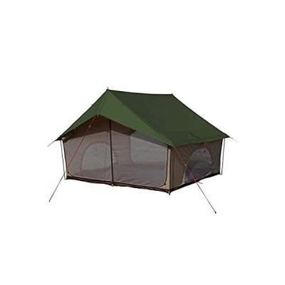 DOD(ディーオーディー) エイテント クラシックな外観の家型テント ポリコットン生地 T5-668-KH