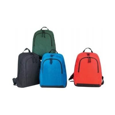Black Classic School Backpack Bag【並行輸入品】