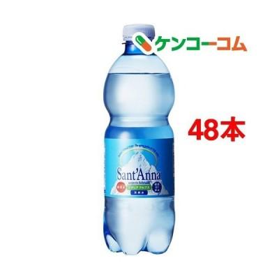 サンタンナ イタリアアルプス天然水 炭酸水 ( 500ml*48本入 )