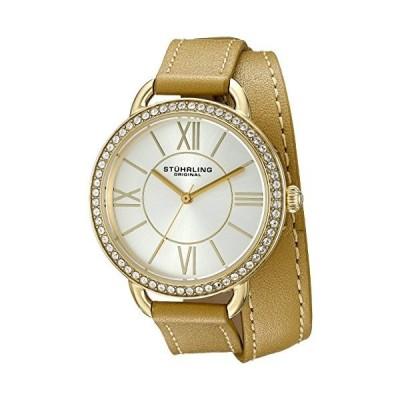腕時計 ストゥーリングオリジナル レディース 587.04 Stuhrling Original Women's 587.04 Deauvi