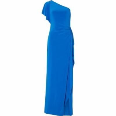 ラルフ ローレン Lauren Ralph Lauren Occasion レディース ワンピース ワンピース・ドレス LRL Dariana 1Shd Drs Portuguese Blue