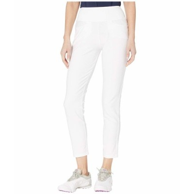 プーマ カジュアルパンツ ボトムス レディース PWRSHAPE Pants Bright White