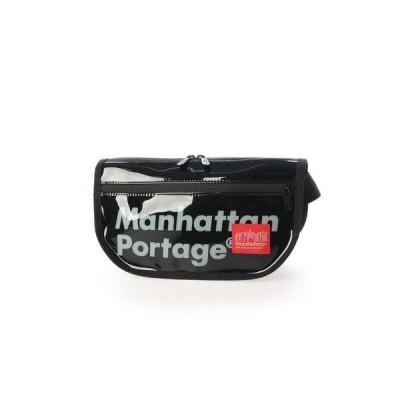 マンハッタンポーテージ Manhattan Portage Leadout Waist Bag Enamel (Black)