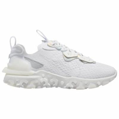(取寄)ナイキ レディース シューズ リアクト ビジョン Nike Women's Shoes React VisionWhite Platinum Tint White