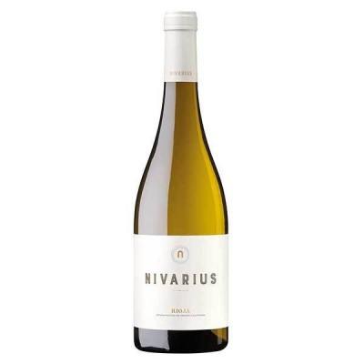 ボデガス ニバリウス ラ エネ デ ニバリウス 750ml[OS スペイン リオハ 白ワイン 500512]