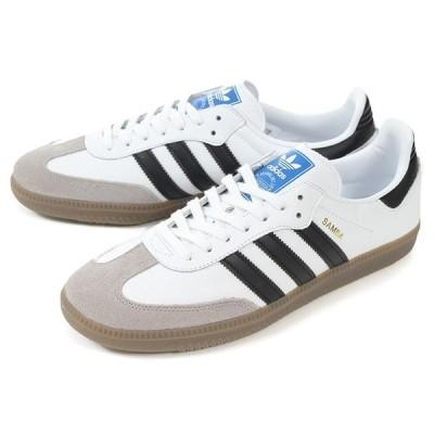 adidas(アディダス) SAMBA OG(サンバ OG) B75806 ホワイト/ブラック