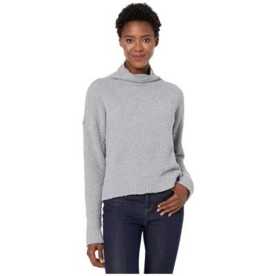 アグ UGG レディース ニット・セーター トップス Sage Fluffy Sweater Knit Grey