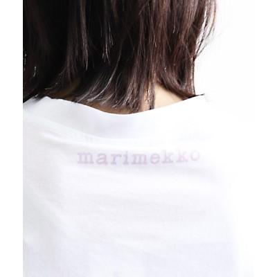tシャツ Tシャツ 【 marimekko / マリメッコ 】Hohka Tシャツ 52213549795 LOK
