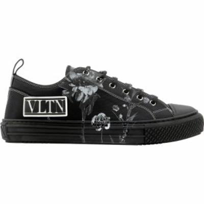ヴァレンティノ Valentino Garavani メンズ スニーカー シューズ・靴 Vltn Sneakers Black