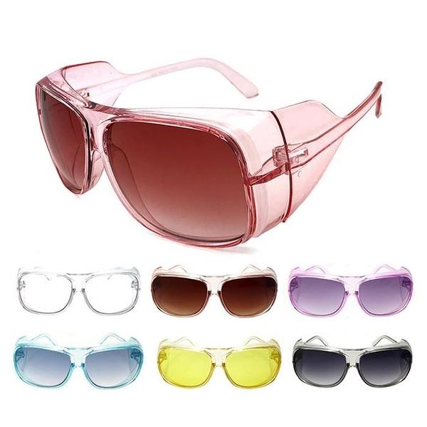 【南紡購物中心】【SUNS】MIT大框護目鏡 多色太陽眼鏡 抗UV/可套鏡(2075)