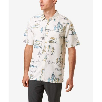 ジャックオーニール メンズ シャツ トップス Men's Waters Shirt