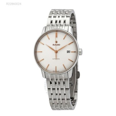 RADO/ラドー メンズ 腕時計 Coupole Classic Automatic Silver Dial Men's Watch R22860024