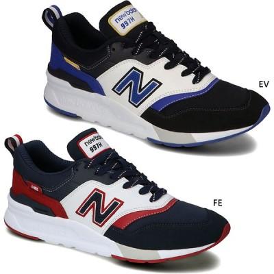 D幅 ニューバランス レディース NB 997 シューズ 紐靴 レザー スエード 軽量 ライフスタイル ローカット レトロ CM997HEV CM997HFE