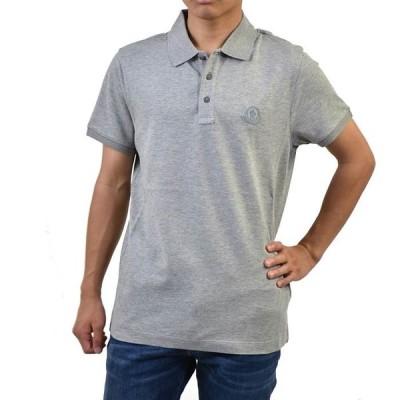 モンクレール 半袖ポロシャツ MONCLER 8A710 0083921984 グレー メンズ