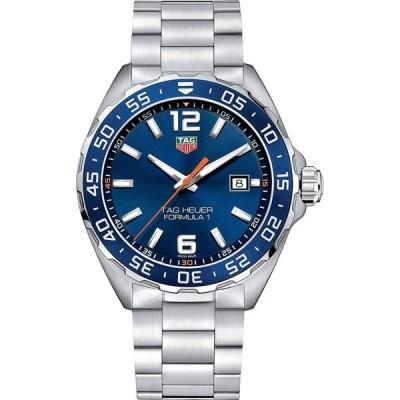 タグ ホイヤー TAG HEUER メンズ 腕時計 WAZ1010BA0842 formula 1 stainless steel blue BLUE