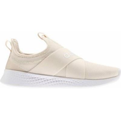 アディダス レディース スニーカー シューズ adidas Women's Puremotion Adapt Running Shoes Beige/White
