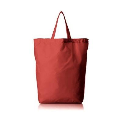 [エーオーティー] トートバッグ コンパクト ショッピング 【B4】 9025 レッド