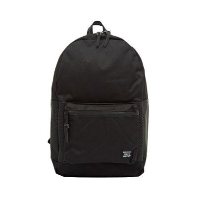 Herschel Settlement backpack Black 並行輸入品
