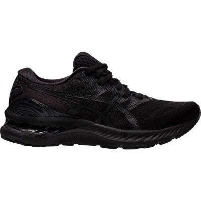 アシックス ASICS レディース ランニング・ウォーキング シューズ・靴 Gel-Nimbus 23 Black/Black