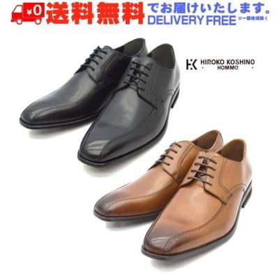 HIROKO KOSHINO HOMME コシノ ヒロコ オム HK127 スワールモカ ビジネスシューズ 紳士靴 メンズ (nesh) (新品) (送料無料)