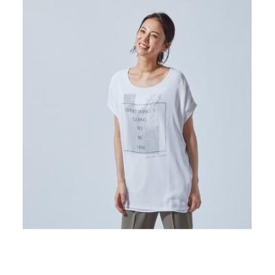 【WEB別注】風景フォトプリントTシャツ