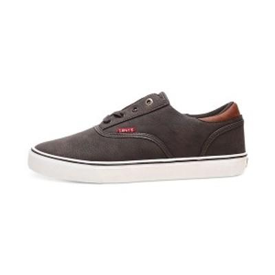 リーバイス メンズ スニーカー シューズ Men's Ethan Perforated Sneakers Brown/Tan