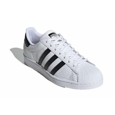 アディダス adidas オリジナルス スーパースター 白黒 FV2830 メンズ  Originals メンズ ホワイト ブラック シューズ 靴 蒸れない 透湿性 Superstar